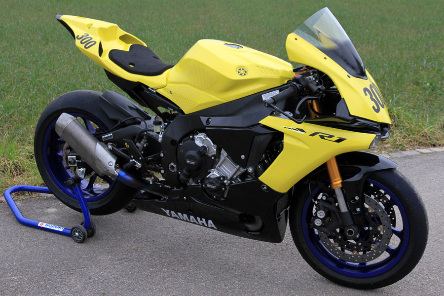 Yamaha R Track Fairings